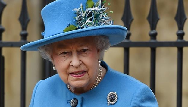 Kraliçe 2nci Elizabethten koronavirüs için özel yayın