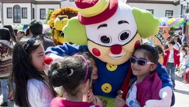 Uluslararası Çocuk Tiyatroları Festivali başladı