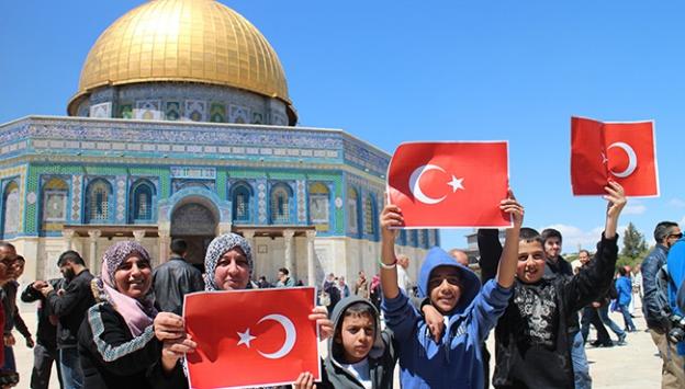 """""""Filistin soykırım pulu basmadı"""""""