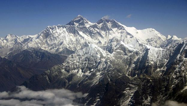 Everest Dağında çığ faciası