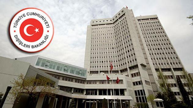 Dışişleri Bakanlığından Bulgaristan'a tepki