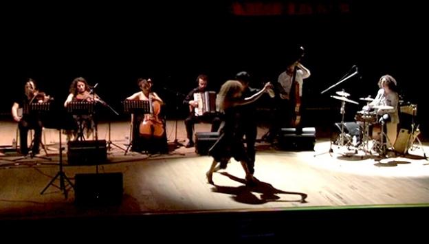 İstanbulda tango rüzgarı