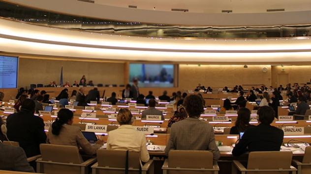 Suriye müzakereleri Cenevrede yapılacak