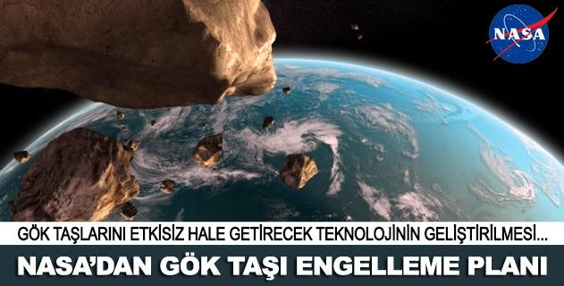 NASA'dan gök taþý engelleme planý