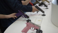 Renkli silahlara yurt dışında büyük ilgi