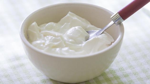 Saman nezlesinin ilacı yoğurt