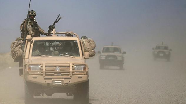 """""""Taliban uzlaşma için kararlılığını gösterdi"""""""