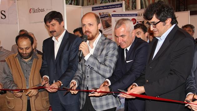 """""""6. Türkiye Dergi Fuarı"""" açıldı"""