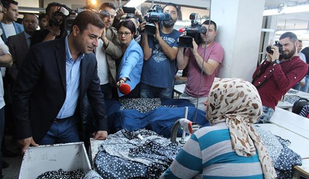 HDPden Syrizaya yanıt