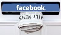 Facebook haber özelliği kullanımda