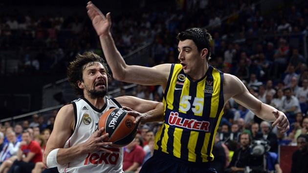 Fenerbahçe Ülker maðlup oldu