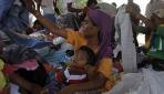 Rohingya Müslümanlarının yaşam savaşı