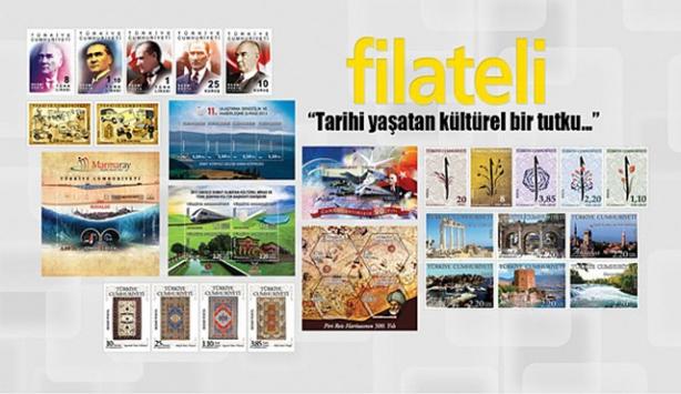 """PTTnin """"İstanbul"""" pulu satışa çıkıyor"""