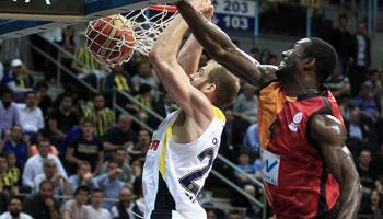Fenerbahçe Ülker Galatasaray Liv Hospital: 93-67