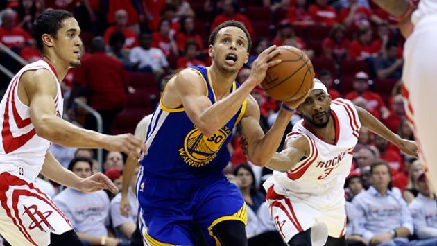 Warriors adım adım NBA finaline gidiyor