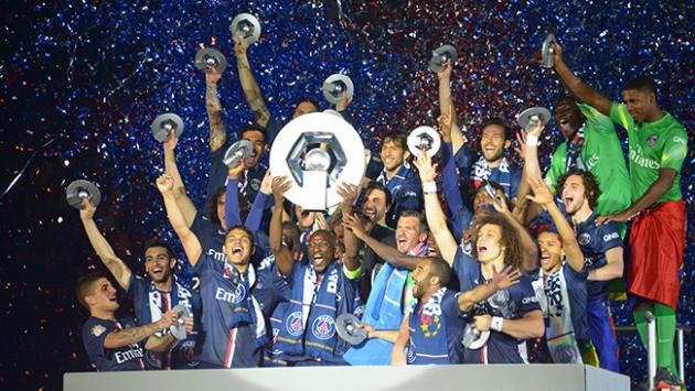 Fransa Birinci Futbol Ligi'nde görünüm