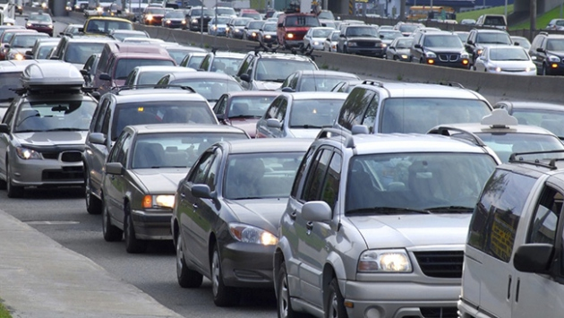 Türkiye'de her 4 kişiye bir araç düşüyor