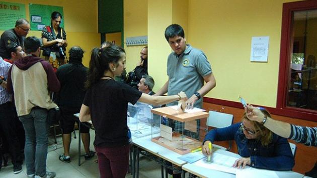 İspanya'da oy verme işlemi başladı