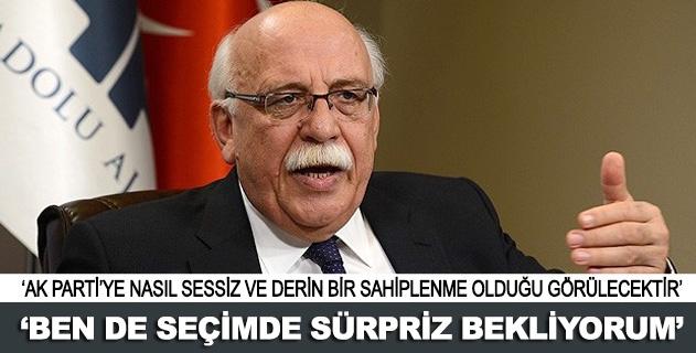 """""""HDP üzerinden oluşturulmuş bir senaryo var"""""""
