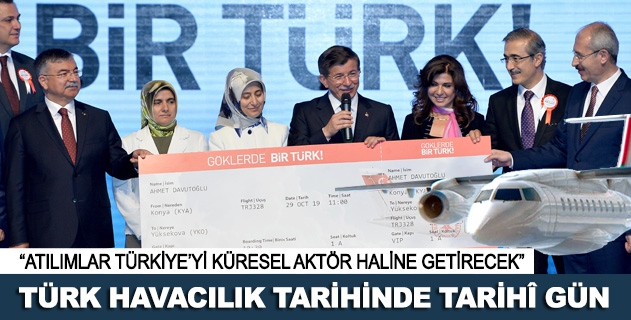 """""""Türkiyede havacılık sektörü yüzde 15 büyüdü"""""""