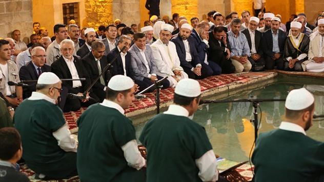 Başbakan Kürtçe Mevlid-i Şerif dinledi
