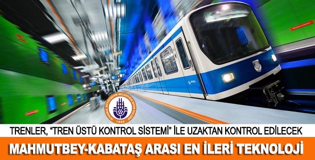 İstanbulda vatmansız metro
