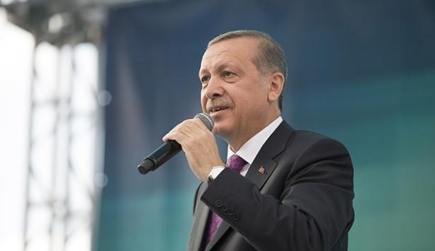 Cumhurbaşkanı Erdoğandan İstanbul Fethi mesajı
