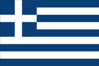 Yunanistan mavi rengi deniz ve gök renginden alıyor rüzgarlı bir