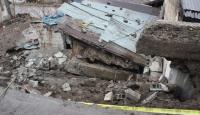 Gaziantep'te 3 Ev Göçük Altında Kaldı