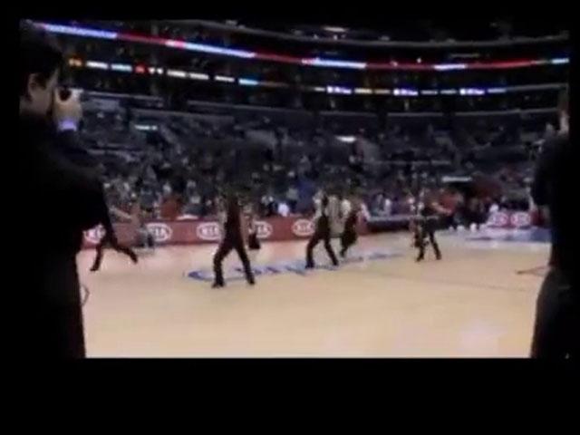 """NBA Salonunu """"Şeyh Şamil"""" Nameleri Coşturdu"""