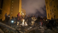 Beyrut'ta Bina Çöktü: 24 Ölü