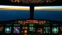 Uçakta Dehşete Düşüren Anons