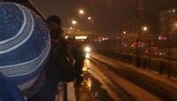 İstanbul'da Kar Çilesi
