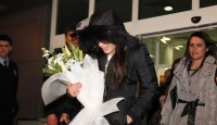 Megan Fox İstanbul'da