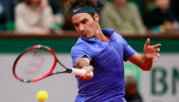 Federer, Murray ve Ferrer çeyrek finalde