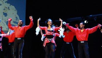 Anadolu Ateþi Tataristan seyircisini büyüledi
