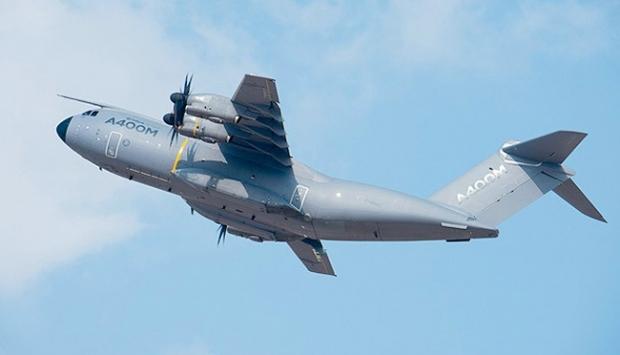 A400M askeri uçaðýn kaza raporu