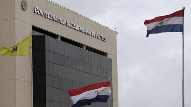 CONMEBOL merkezinin dokunulmazlığı kaldırıldı