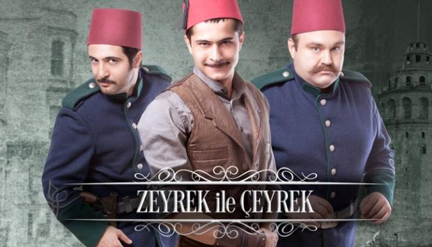 'Zeyrek ile Çeyrek' ramazanda TRT ekranlarında