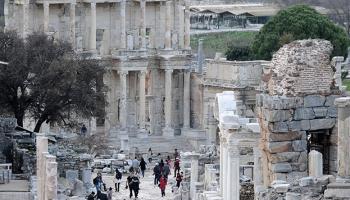 Efes Antik Kenti UNESCO yolunda