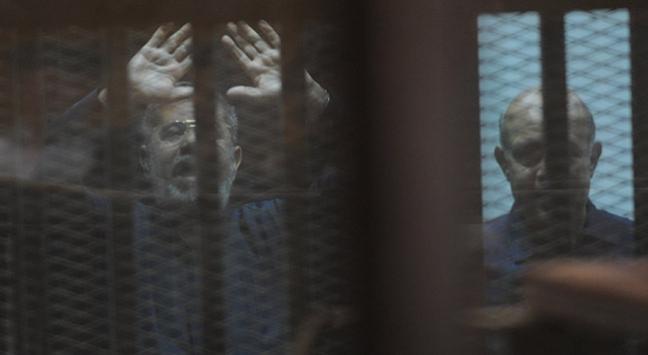 STKlar Mursiye verilen idam kararını kınadı