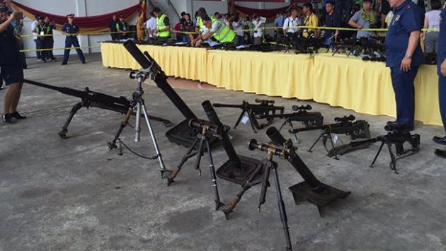 Filipinlerde barış için büyük adım