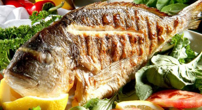 'Balık iftar için en uygun yiyiceklerdendir'