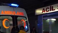 Adanada kamyon motosiklete çarptı: 2 ölü