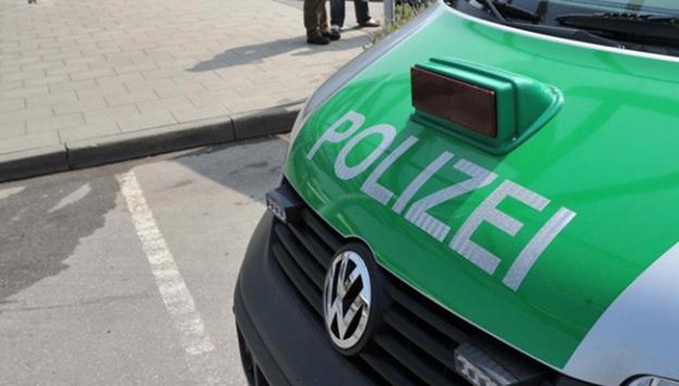 Gazeteci Mansur Berlinde gözaltına alındı