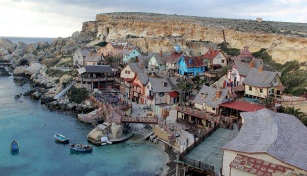 Temel Reisin Maltadaki köyü