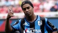Antalyaspordan Ronaldinho açıklaması