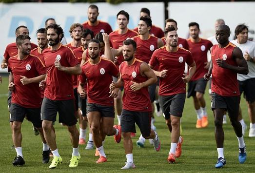 Galatasaray 4 hazırlık maçına çıkacak!