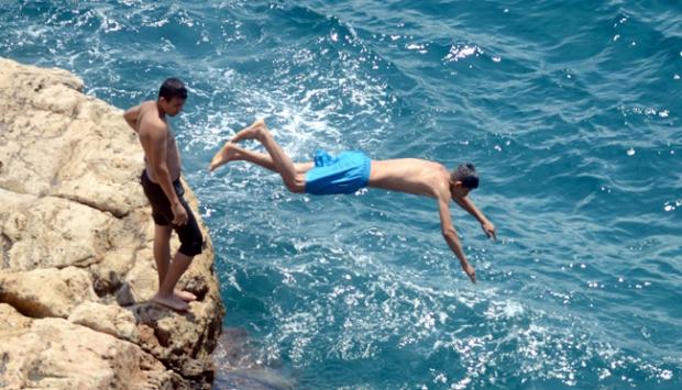 Antalya ve Muğla'ya sıcak hava uyarısı
