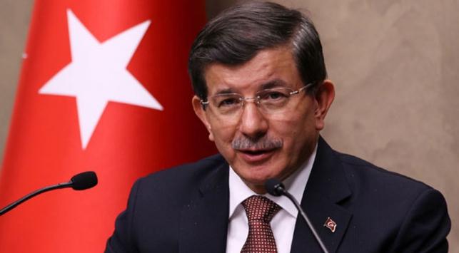 Davutoğlu: MHP bize destek olmuş değil